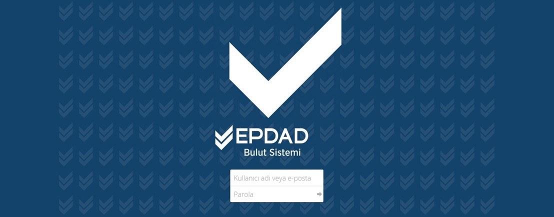 EPDAD Bulut Sistemi Hizmete Girdi